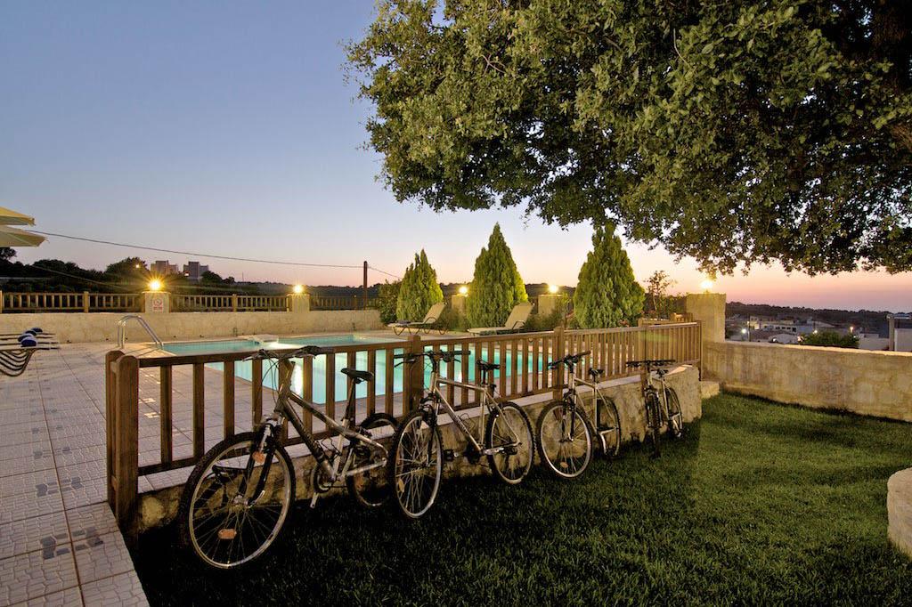 Free bicycles